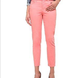 Hudson Jeans Nico Mid-Rise Super Skinny Jeans 26